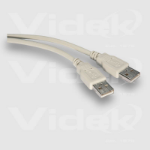 Videk USB 2.0 A to A Cable 4M USB cable USB A