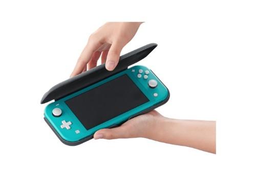 Nintendo 110755 Flip case Grey