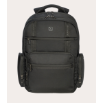 Tucano Sole Gravity backpack Casual backpack Black Fabric BKSOL17-AGS-BK