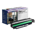 PrintMaster Black Toner Cartridge for HP Color LaserJet CP 4025, 4525A