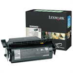 Lexmark 12A6869 Toner black, 30K pages