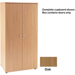 JEMINI FF JEMINI 1800MM DOOR PACK OAK
