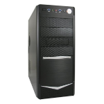 LC-Power 7024B computer case Midi Tower Black 420 W