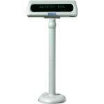 Glancetron DISP8034U 20digits USB 2.0 White customer display