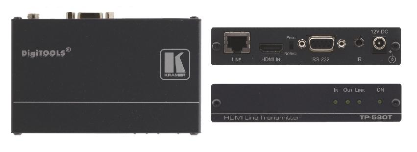 Kramer Electronics TP-580T convertidor de video