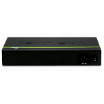 Trendnet TEG-S24DG network switch Unmanaged Black