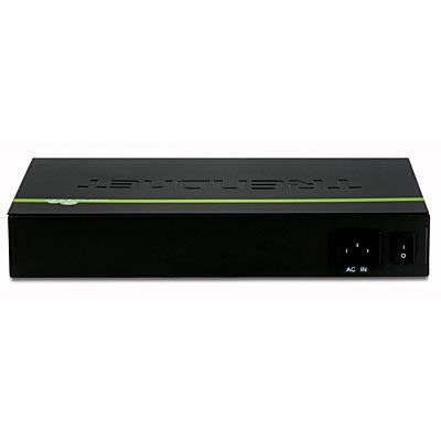 Trendnet TEG-S24DG switch No administrado Negro