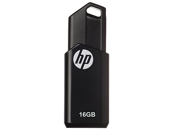 PNY HP v150w 16GB 16GB USB 2.0 Type-A Black USB flash drive