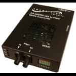 Transition Networks SRS4F3214-100 RS-422/485 Fiber (SC) serial converter/repeater/isolator
