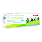 Xerox 003R99789 compatible Toner cyan, 1.4K pages @ 5% coverage (replaces HP 125A)