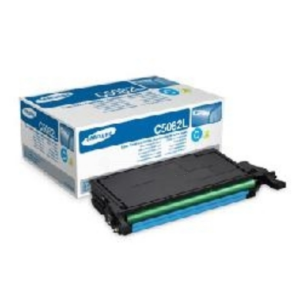 Samsung CLT-C5082L/ELS C5082L Toner cyan, 4K pages @ 5 coverage