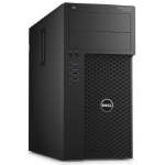DELL Precision T3620 3.4GHz i5-7500 Mini Tower Black Workstation