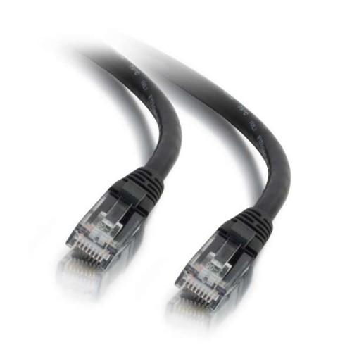 C2G 5m Cat6A UTP LSZH Network Patch Cable - Black
