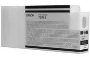 Epson C13T596100 (T5961) Ink cartridge black, 350ml