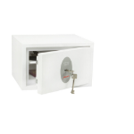 Phoenix Fortress II SS1181K Freestanding safe White 8 L Steel