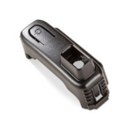 Honeywell HWC-END CAP AUDIO handheld device accessory Cover plate Black