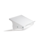 BakkerElkhuizen Q-doc 415 Satin Acrylic White document holder