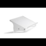 BakkerElkhuizen Q-doc 415 Satin Acrylic White document holder