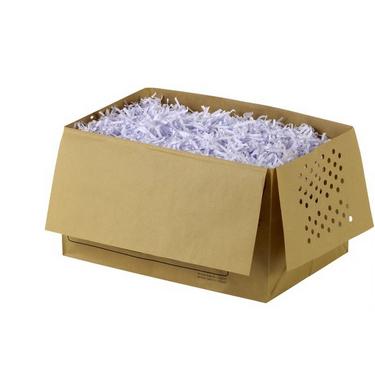 Rexel Bolsas para destructora Mercury 26L reciclables (20)