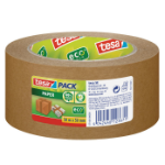 TESA paper ecoLogo 50mx50mm stationery tape 50 m Brown 1 pc(s)