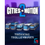 Paradox Interactive Cities in Motion 2: Trekking Trolleys, PC/Mac/Linux Video Game Downloadable Content (DLC) PC/Mac/Linux English