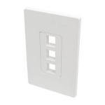 Tripp Lite N080-103 wall plate/switch cover White