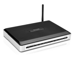 D-Link DVA-G3670B/WI wireless router Fast Ethernet Black,Silver