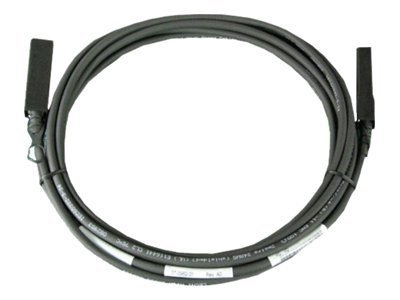 DELL 470-ABBK InfiniBand cable 5 m SFP+ Black