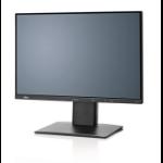 "Fujitsu Displays P24-8 WS Pro 24"" WUXGA IPS Matt Black Flat computer monitor"