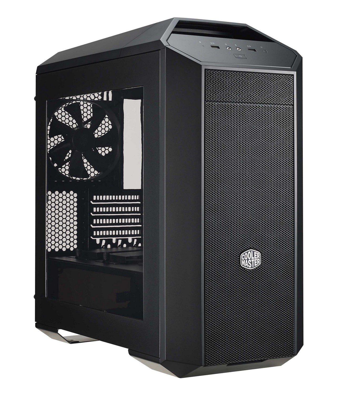 Cooler Master MasterCase Pro 3 Mini-Tower Black computer case