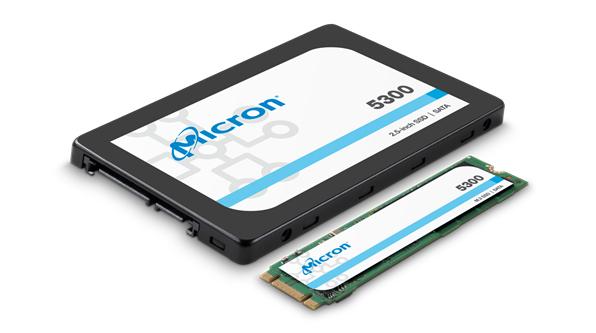 """Micron 5300 PRO 2.5"""" 960 GB Serial ATA III 3D TLC"""