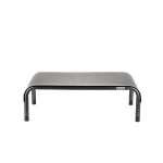 Allsop Art Ergo3 Multimedia stand Black,Grey Flat panel