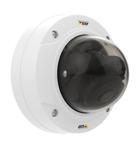 Axis P3225-LVE Mk II IP security camera Outdoor Dome 1920 x 1080 pixels