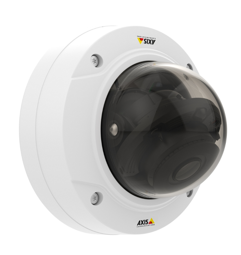 Axis P3225-LVE Mk II IP security camera Outdoor Dome White