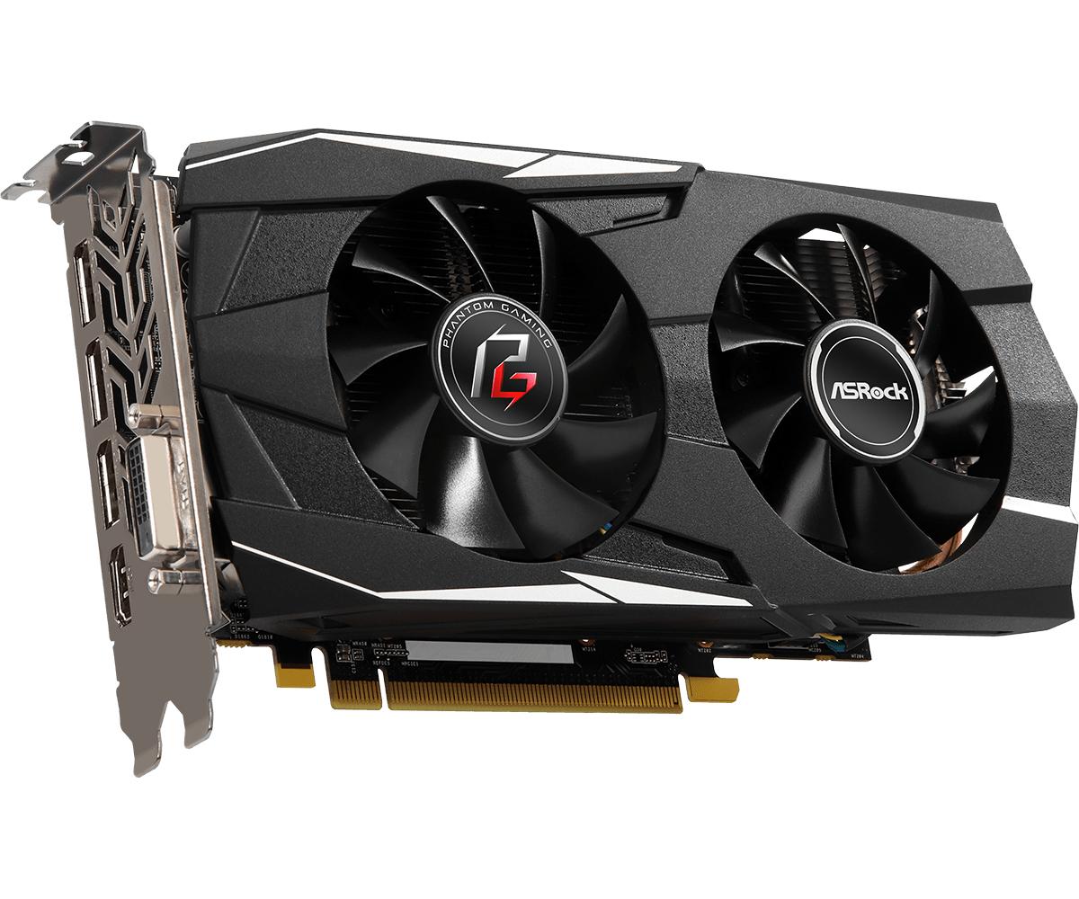Asrock 90-GA0N00-00UANF graphics card AMD Radeon RX 570 8 GB GDDR5
