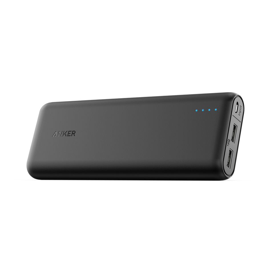 Anker PowerCore 15600 15600mAh Black power bank
