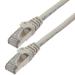 MCL 3m Cat6a S/FTP cable de red S/FTP (S-STP) Gris