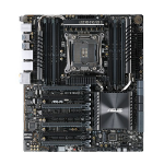 ASUS X99-E WS/USB 3.1 server/workstation motherboard LGA 2011-v3 Intel® X99 SSI CEB