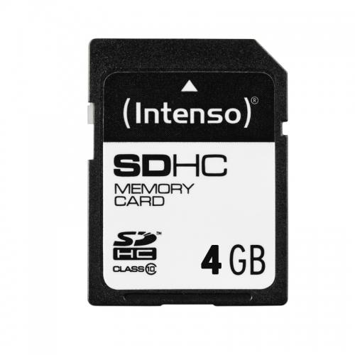Intenso 4GB SDHC 4GB SDHC Class 10 memory card