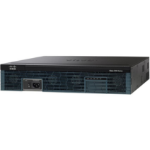 Cisco 2921 Ethernet LAN Black wired router