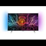 """Philips 6000 series 49PUS6401/12 LED TV 124.5 cm (49"""") 4K Ultra HD Smart TV Wi-Fi Aluminium"""