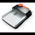 Fantec HDD-Sneaker 2 USB 3.1 (3.1 Gen 2) Type-C Black,Silver