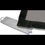 Sapphire AV SFFS244RPFABRIC projection screen material Rear PVC Grey