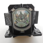Hitachi Generic Complete Lamp for HITACHI CP-EX251N projector. Includes 1 year warranty.