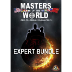Nexway 810931 contenido descargable para videojuegos (DLC) PC Masters of World GPS 3 Español