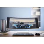 HP Z Display Z34c 34-inch Ultra Wide Curved Display