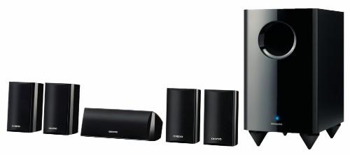 ONKYO SKS-HT528 5.1channels 120W Black speaker set