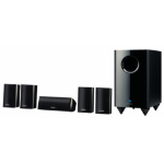 ONKYO SKS-HT528 5.1channels 120W Black speaker set