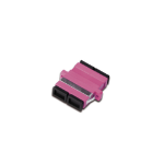 Digitus SC / SC Duplex Coupler, OM4, color pink