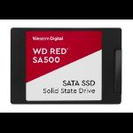"Western Digital Red SA500 2.5"" 2000 GB Serial ATA III 3D NAND"